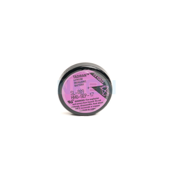 Tadiran SL-889 / 1/10 D литиевая батарея с 3-мя выводами под спайку