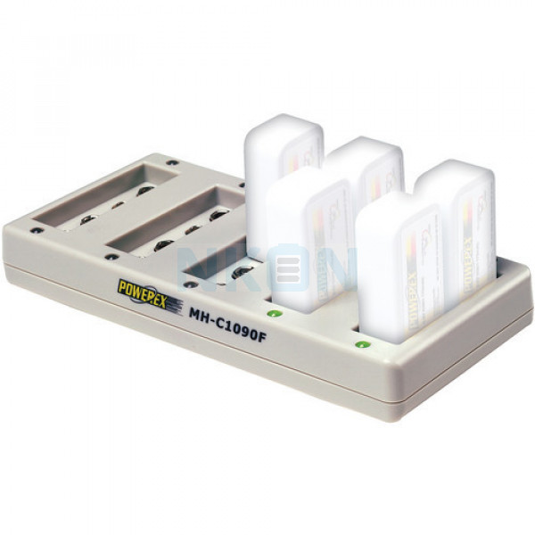 Maha Powerex MH-C1090F зарядное устройство для батареек