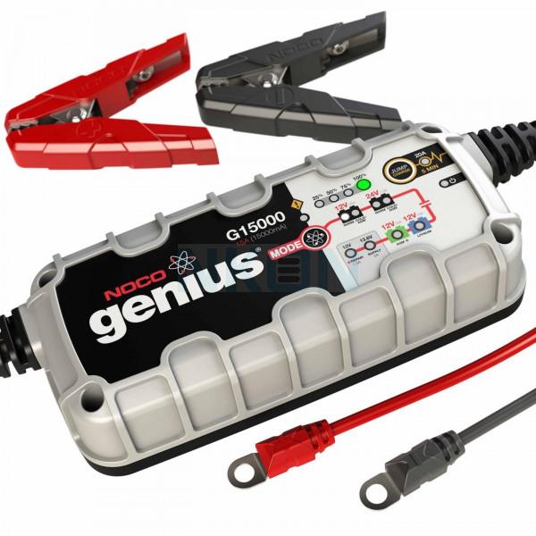 Noco Genius G15000 12V - 400A зарядно-пусковое устройство