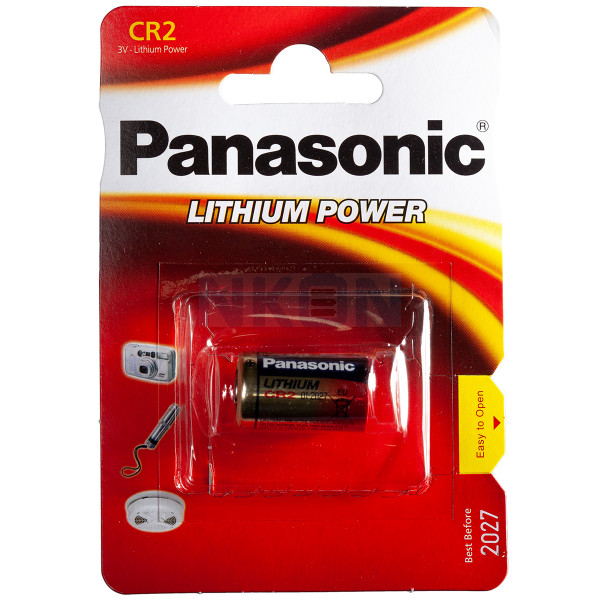 Panasonic PHOTO power CR2 - блистер
