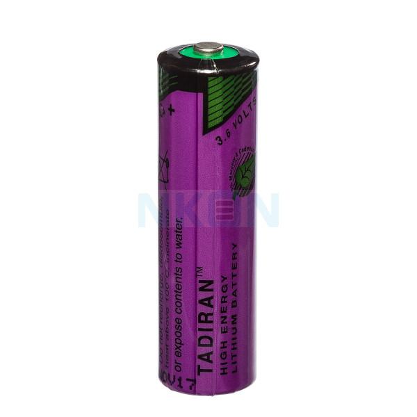 Tadiran SL-760 / AA 3.6V литиевые одноразовые батарейки