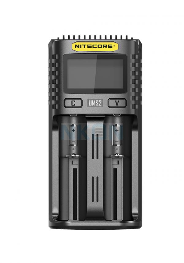 Nitecore UMS2 USB зарядное устройство