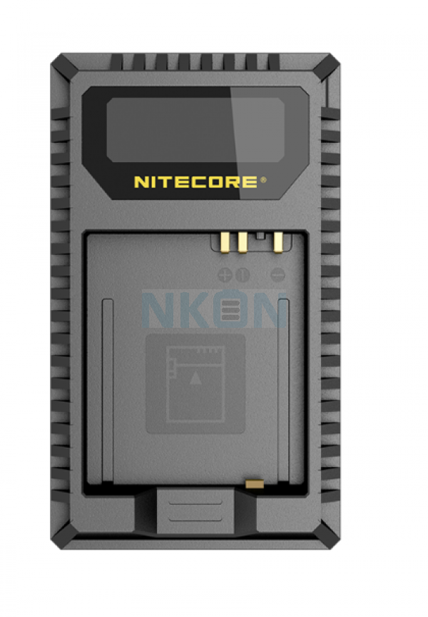 Nitecore UL109 - Leica BP-DC15-E