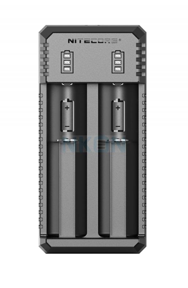 Nitecore UI2 USB зарядное устройство для аккумуляторов