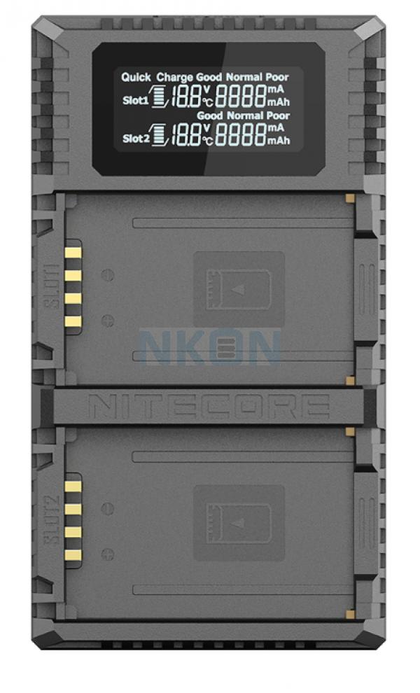 Nitecore ULM10 Pro - Leica BP-SCL5