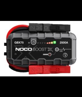 Пусковой пускатель Noco Genius Boost X GBX75 12V - 2500A