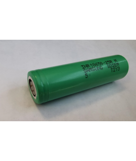 Samsung INR18650-25R 2500mAh - 20A - восстановленный
