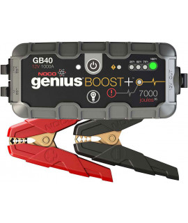 Noco Genius Boost + GB40 12V - 1000A пуско-зарядное устройство