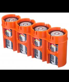 4 C Powerpax кассета для батареек