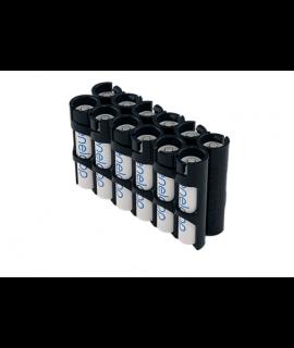 12 AAA Powerpax магнитный кейс для батареек