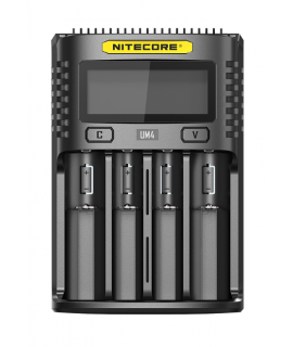 Nitecore UM4 USB зарядное устройство
