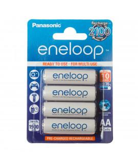 4 AA Eneloop - 1900mAh - блистер