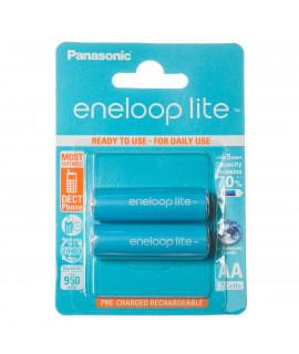 2 AA Eneloop Lite - 950mAh