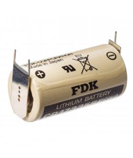 Sanyo-FDK CR17335SE c выводом под пайку U-tags - 3V
