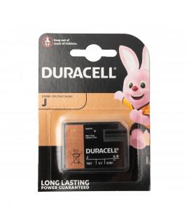 J (duralock) Duracell 6V