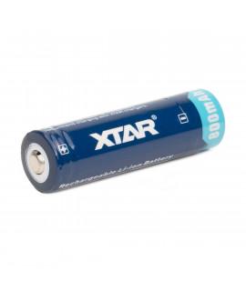 XTAR 14500 800 мАч (защищенный) - 1А