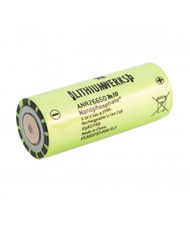 Lithium Werks (former A123 systems) ANR26650M1-B 2500mAh - 70A LifePo4