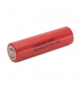 LG ICR18650-HE2 2500mAh - 20A - восстановленные