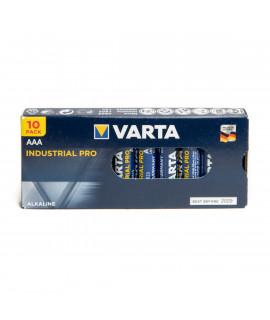 10 AAA Varta Industrial Pro - 1.5V