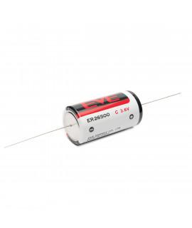 EVE ER26500 - 3.6V C формата -литиевые с выводами для пайки