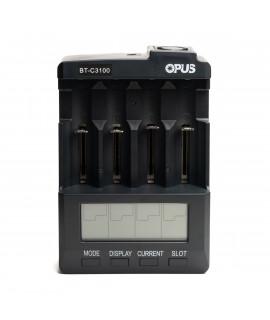 Opus BT-C3100 (версия 2.2) интеллектуальное зарядное устройство для батареек