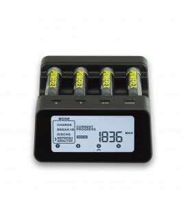 Maha Powerex MH-C9000 зарядное устройство для батареек