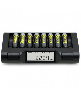 Maha Powerex MH-C980 зарядное устройство