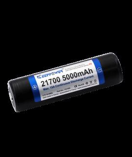 KeepPower INR21700 5000mAh 10A литиевая батарея высокой мощности