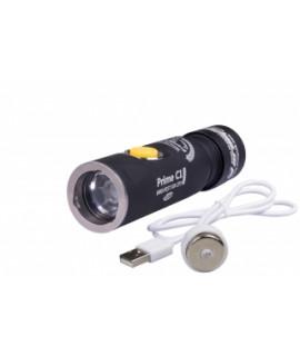 Armytek Prime C1 Pro XP-L теплый с магнитным USB