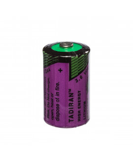 Tadiran SL-750 / 1/2 AA 3.6V литиевая батарейка (одноразовая)