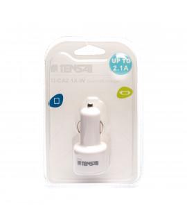 Tensai TI-CA2.1A-W USB автомобильный адаптер