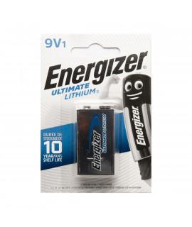 9V Energizer Lithium - блистер