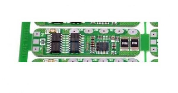4S Bms / Pcb 4Mos - Ebd02 - AB