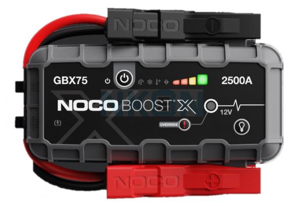 Noco Genius Boost X GBX75 Starthilfegerät 12V - 2500A