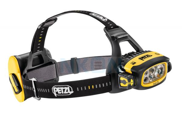 Petzl DUO Z2 Stirnlampe mit Face2Face Funktion - 430 Lumen