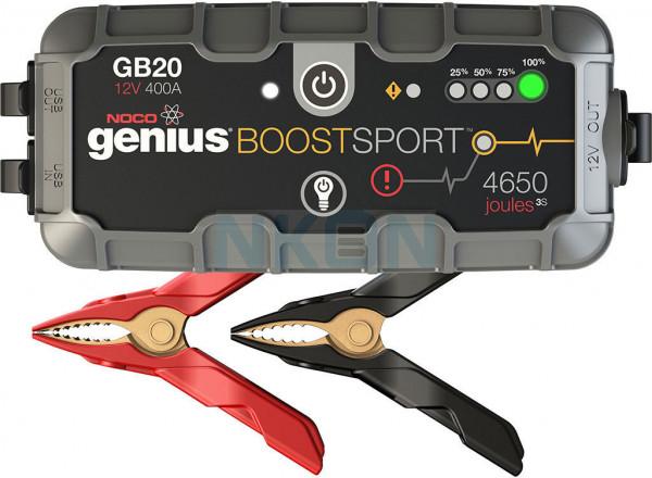 Noco Genius Boost Sport GB20 Starthilfegerät 12V - 400A