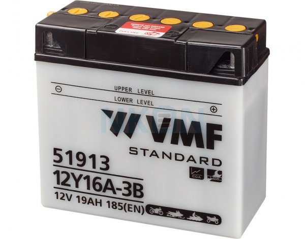 VMF Powersport 12V 20Ah Blei-Säure-Batterie