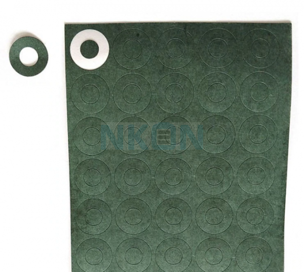 1x 20700/21700 Isolierpapier Grün