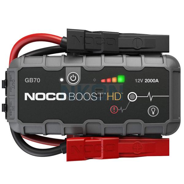 Noco Genius Boost HD GB70 Starthilfegerät 12V - 2000A
