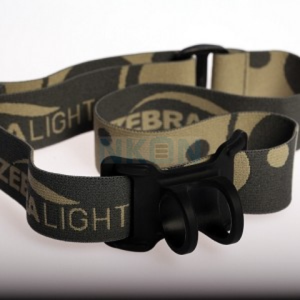 H31 / H32 / H302 Stirnband mit Silikonhalterung