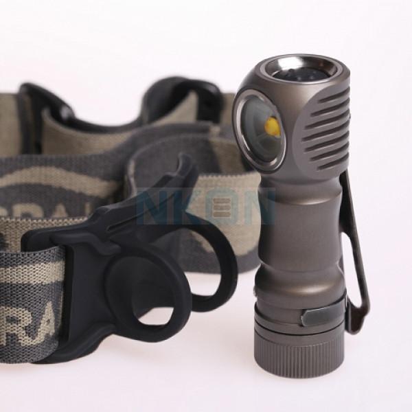 Zebralight H503c Kopflampe Hohe CRI