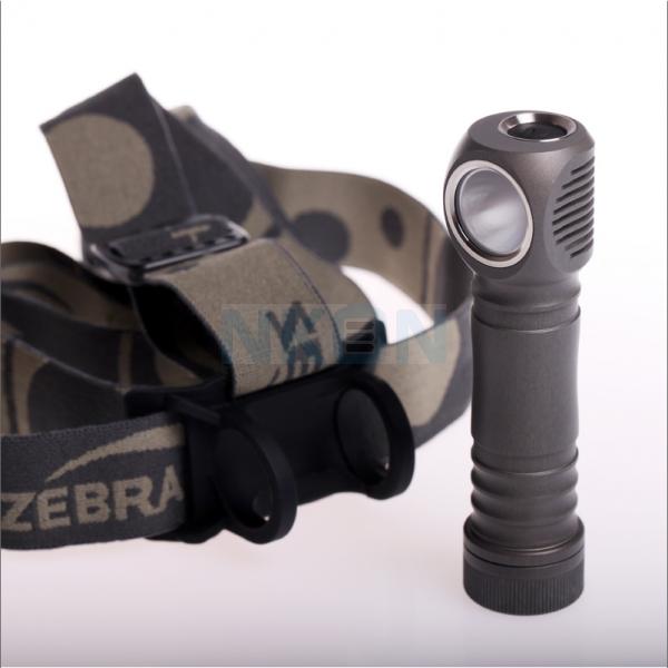 Zebralight H600Fd Mark IV XHP50.2 Floody 5000K Hohe CRI Kopflampe