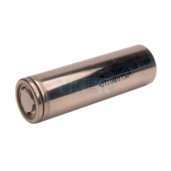 LG INR21700-M50L 4850mAh - 7,3A - KEIN WICKELN