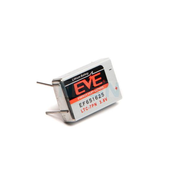EVE EF651625 LTC-7PN - 3.6V