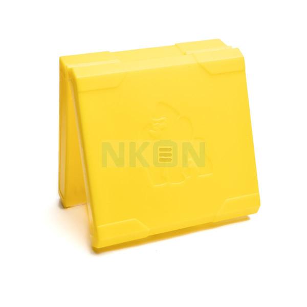 4x18650 Chubby Gorilla Batteriekasten - gelb