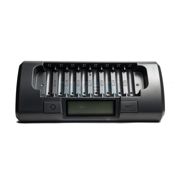 Maha Powerex MH-C800S ladegerät