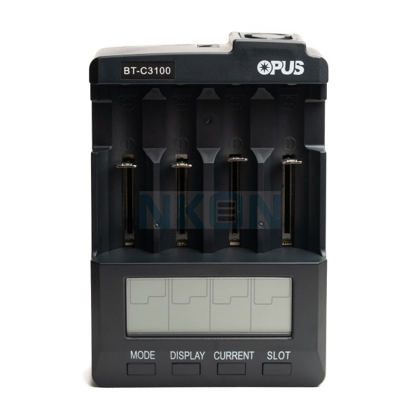 Opus BT-C3100 (versie 2.2) Intelligentes ladegerät