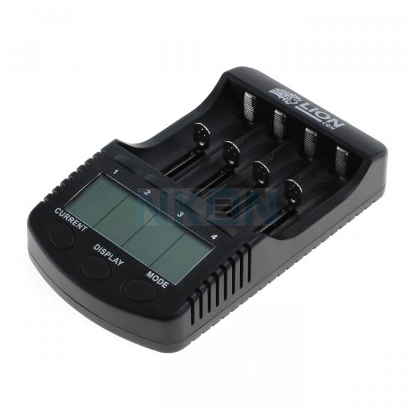 Lion cell LC 4000 D Batterieladegerät