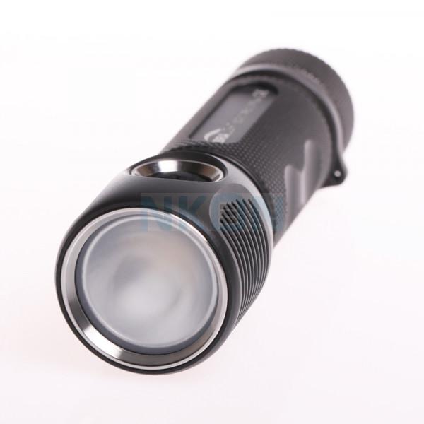 Zebralight SC600F Mark IV Plus XHP50 Floody Kaltes Weiß 18650 Taschenlampe