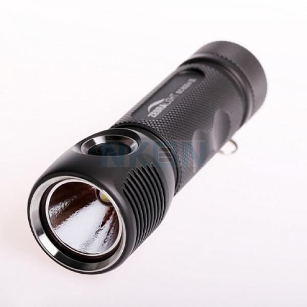 Zebralight SC600w Mark IV Plus 18650 XHP50.2 Neutral Weiß Taschenlampe